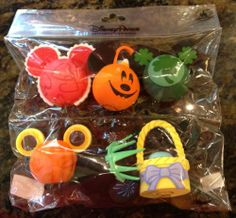 Disney Parks Mickey Mouse Holiday Antenna Toppers