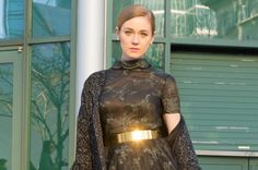WMCFW: Pretty in Narces and my new Brave Leather belt!