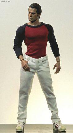 Henry Cavil Action Figure