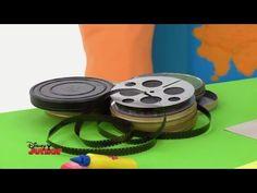 Art attack boite souvenirs sur disney junior art attack cinoche de poche disney junior vf youtube solutioingenieria Images