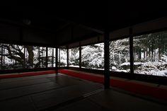 京都大原/宝泉院 額縁庭園