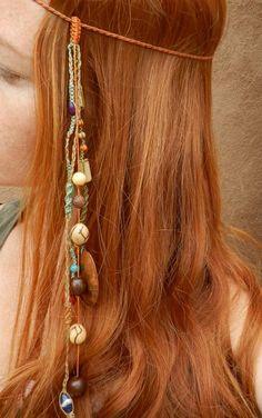 Cute Boho Hair Accessory ☀️