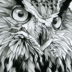 drawing animals geometric shapes - Google-søk