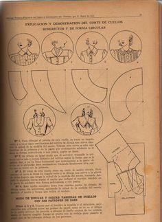 esquemas de cortes - Vilma Kutiske - Álbuns da web do Picasa