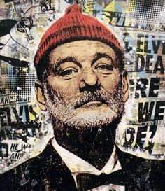Life Aquatic. Bill Murray is awesome.