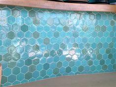 Custom hexagon tile   Handmade Terracotta Terracota, Hexagon Tiles, Contemporary, Rugs, Bespoke, Handmade, Home Decor, Handmade Tiles, Flooring