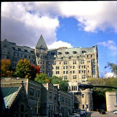 Royal Victoria Hospital Montreal    I was born here, I interned here, had my first job here, and my father died here.