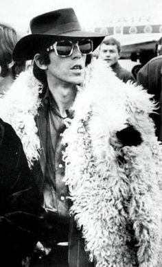 Keith Mit  einer tollen Jacke ❤