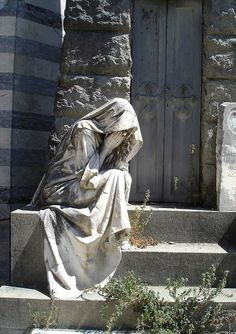 Cemetery of the Church of San Miniato - Florence.