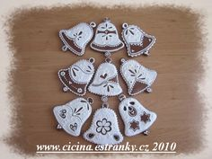Moje malé tvoření - Fotoalbum - Perníčky - Perníčky vánoční