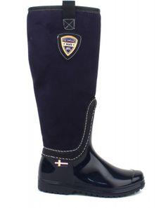 Tmavě modré dámské holinky Break & Walk Rubber Rain Boots, Riding Boots, Walking, Shoes, Fashion, Horse Riding Boots, Moda, Zapatos, Shoes Outlet