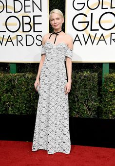 All The Looks At The 2017 Golden Globes