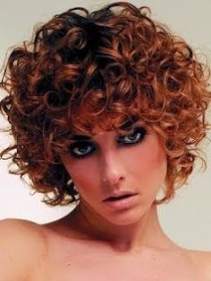 shaggy messy curly haircuts for gray hair - Google Search