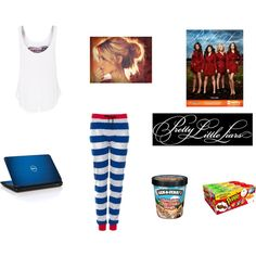 """Watching #PLL"" by panorina on Polyvore"