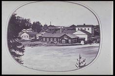 Juankosken ruukki 1800-luvun jälkipuoliskolla