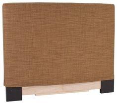 Howard Elliott Coco Topaz Twin Headboard Slipcover modern headboards