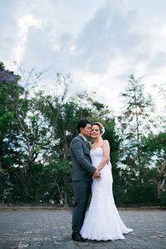 Julio e Juliana. #weddingday #weddingphotography #portra #lookslikefilm #smarcondes #muitoamor