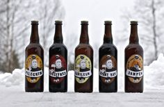 kinn bryggeri svart hav - My favorite Norwegian beer - AP