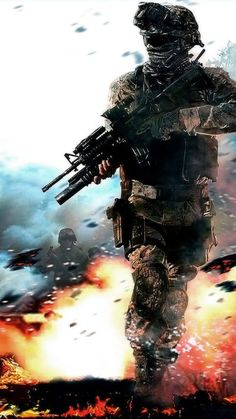 Wallpaper Call of Duty Indian Army Special Forces, Indian Army Wallpapers, Call Of Duty Black, Gaming Wallpapers, Photoshop Design, Modern Warfare, Military Art, Armed Forces, League Of Legends