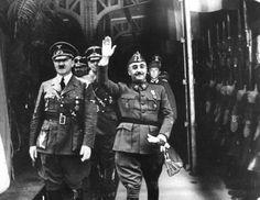 Elentrompe: Franco y Hitler