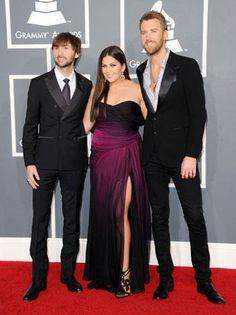 2012 GRAMMYs Red Carpet