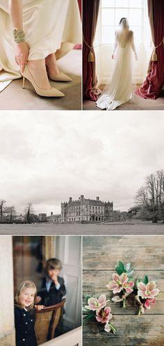 Charming Borris House Wedding in Ireland