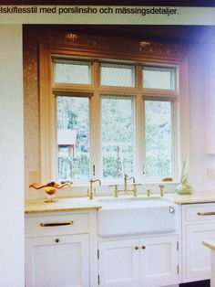 Kökskran Windows, Ramen, Window