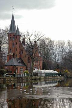 Bruges, Belgium not far from staden belgium , where my wife paula vanhevel jansen  comes from ,65 years ago !!