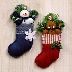 Frosty & Ginger Ornaments *PATTERN* Primitive - Xmas | eBay