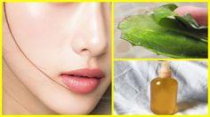 Skin whitening aloe vera cleanser