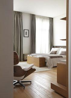 Apartment in France by Bismut & Bismut Architectes