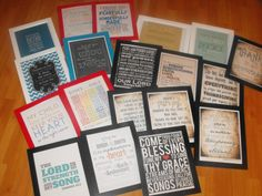 Free Bible Printables #printables #trainingtheteam