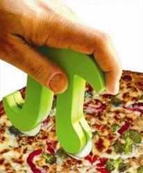 Pizza Pi Cutter