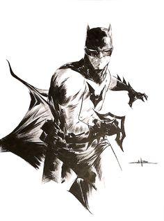 Batman by Jae Lee