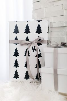 Shutterfly Custom Wrapping Paper designed by The TomKat Studio #shutterflyholidays