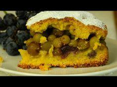 Italian Grape cake