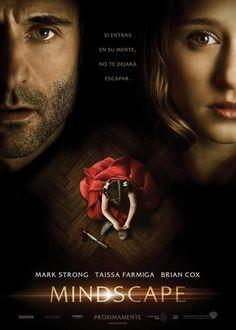 International Trailer & Poster For MINDSCAPE, Starring Mark Strong And Taissa Farmiga