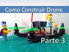 Como Construir Drone Casero Paso A Paso - Diatone Blade 150 Build Parte 3 - VideoTutoriales - MUNDO DRON