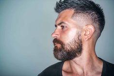7 Most Popular Beard Styles for 2019 Medium Beard Styles, Long Beard Styles, Beard Styles For Men, Hair And Beard Styles, Short Hair Styles, Thin Beard, Short Hair With Beard, Mens Hairstyles With Beard, Full Beard