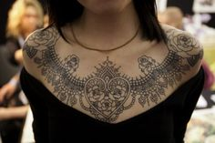 only nice female chest piece, EVER.