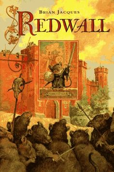 "I read this whole series as a child. One of my first ""grownup"" fantasy book series. My sister-in-law introduced me to it and I am forever grateful."