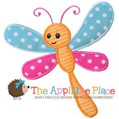 Pretty 13 Color Hierro o coser en mariposa insecto Volar Bug Motif Parche De Jardín