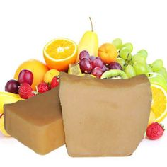 fruit frenzy soap