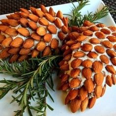 christmas tree shaped vegetables - Google Search