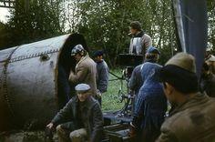 On the set ofStalker(1979)