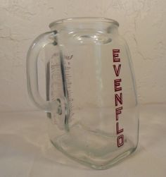 Hey, I found this really awesome Etsy listing at https://www.etsy.com/listing/400820831/vintage-evenflo-pyrex-glass-baby-formula