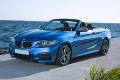 The twin-turbocharged 2016 BMW M235i runs like a track star-and won an award like one, too: the Cars.com Play Car of the Year. #CarsBestOf