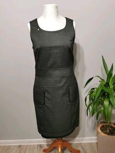 Sukienka z kieszeniami rozm. 38 Zagora - Vinted Apron, Zara, Fashion, Moda, Fashion Styles, Fashion Illustrations, Aprons