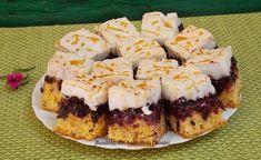 Prajitura cu prune(sau alte fructe) si bezea - Bunătăți din bucătăria Gicuței Deserts, Postres, Dessert, Plated Desserts, Desserts