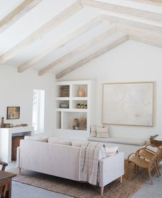 The Well-Traveled Photographer's Artfully Grounded Home - Living - Rip & Tan